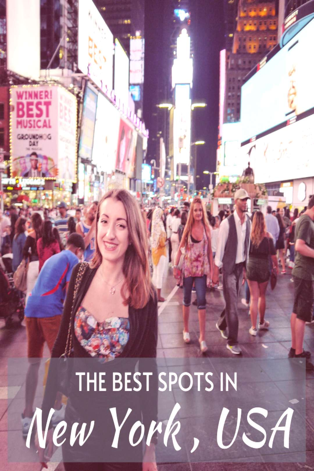 Best spots to tick off in New York, USA An original guide to the best restaurants, attractions and