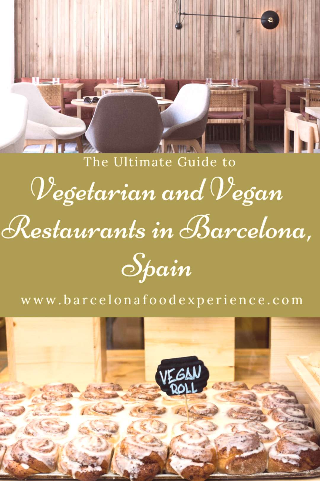Best Vegetarian and Vegan eats in Barcelona, Spain An insider's guide to all the best places for ve