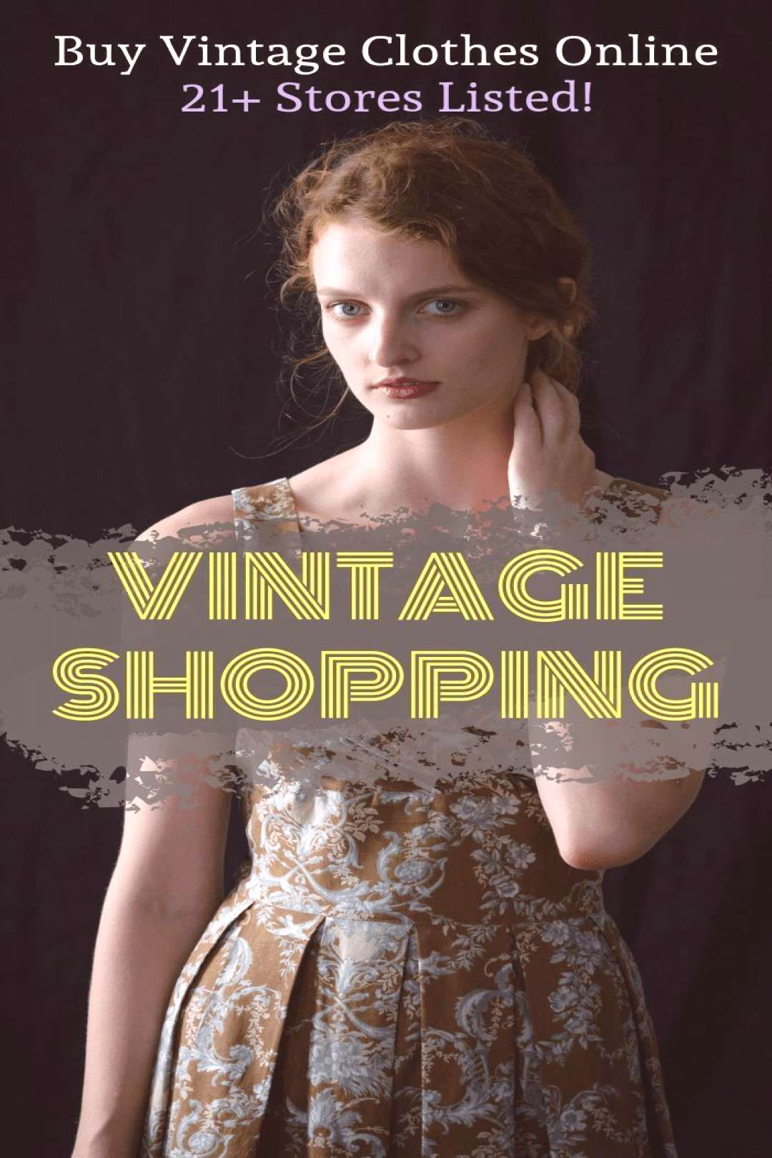 Buy Vintage Clothes Online Wondered where you can get 80s vintage clothing online? Or where you can