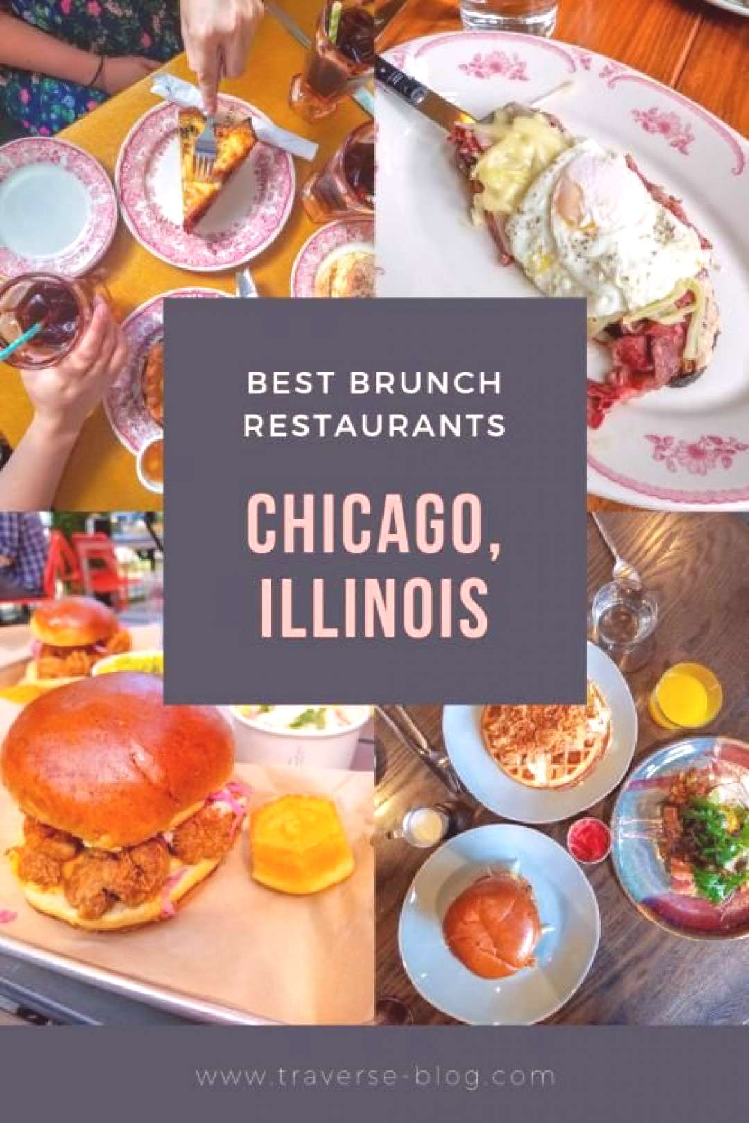 Chicago Brunch Guide 15 Best Breakfast Restaurants in the Windy City. Whether you want pancakes or
