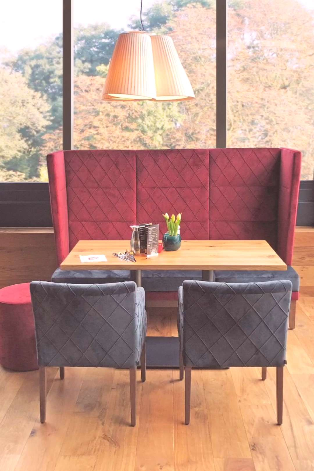 Chilled furniture for that extra feel-good factor The lounge has long been more than just an area f