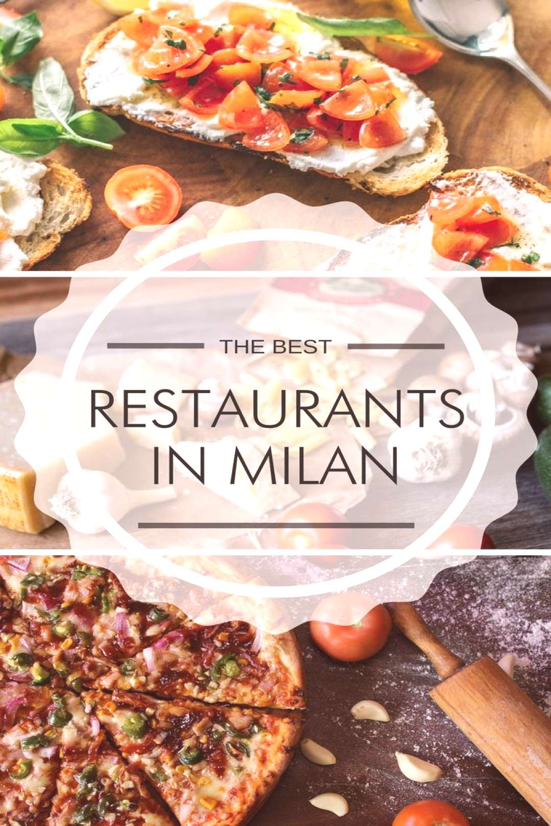 City-break to Milan? Here are the 7 best restaurants in Milan -   -