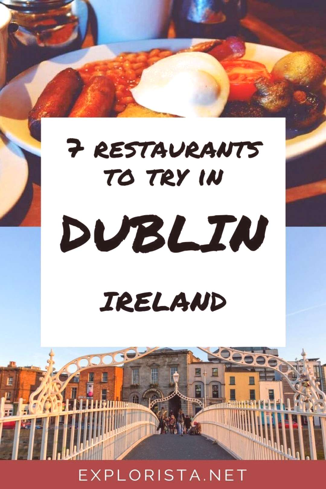 Dublin: 7 great & cheap restaurants -  Check out this guide for the best budget-friendly and delici