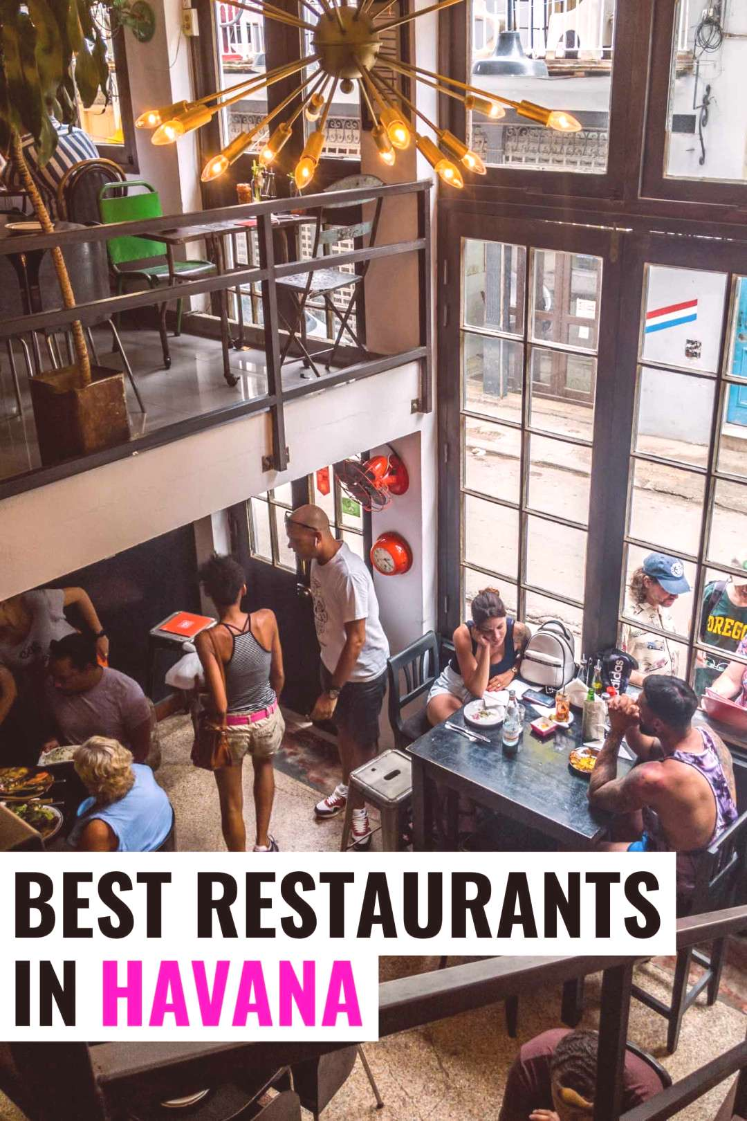 Foodie travel 516506651016354798 -  Best restaurants in Havana by neighbourhoods. Find out where to