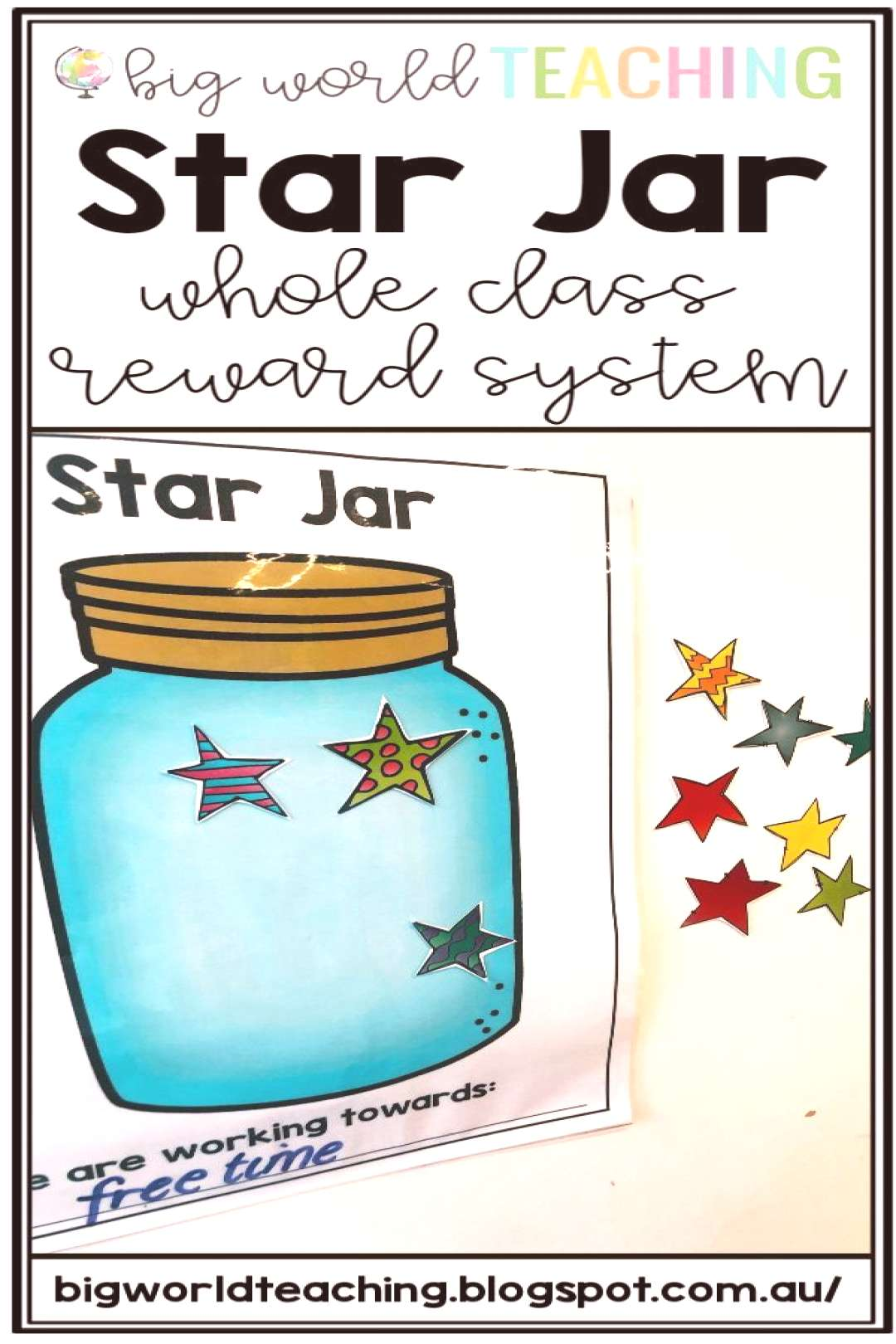 FREE PRINTABLE! Whole class rewards are perfect to encourage classroom culture and a team approach