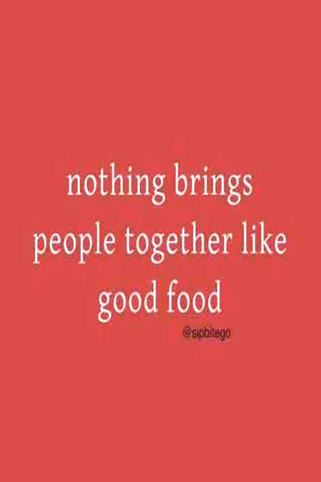Funny quote about food and people. See TONS of funny food quotes. Hilarious food jokes, Instagram f