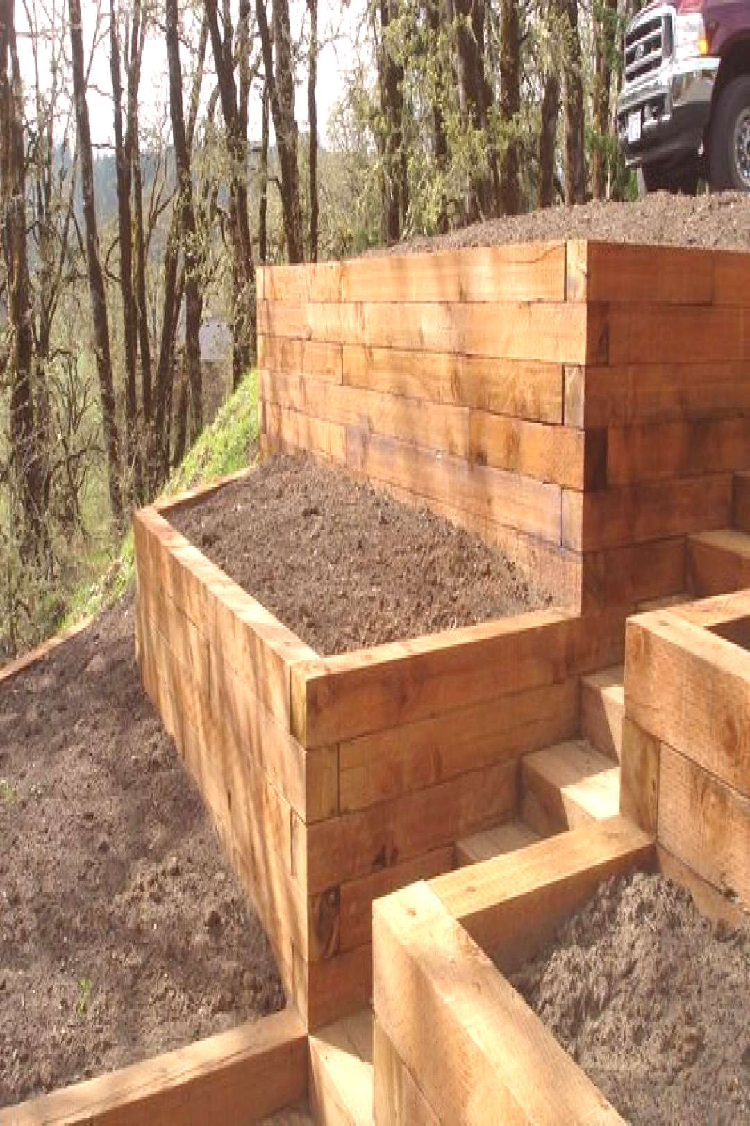 Great Totally Free pallet Retaining Walls Concepts -  Great Totally Free pallet Retaining Walls Con