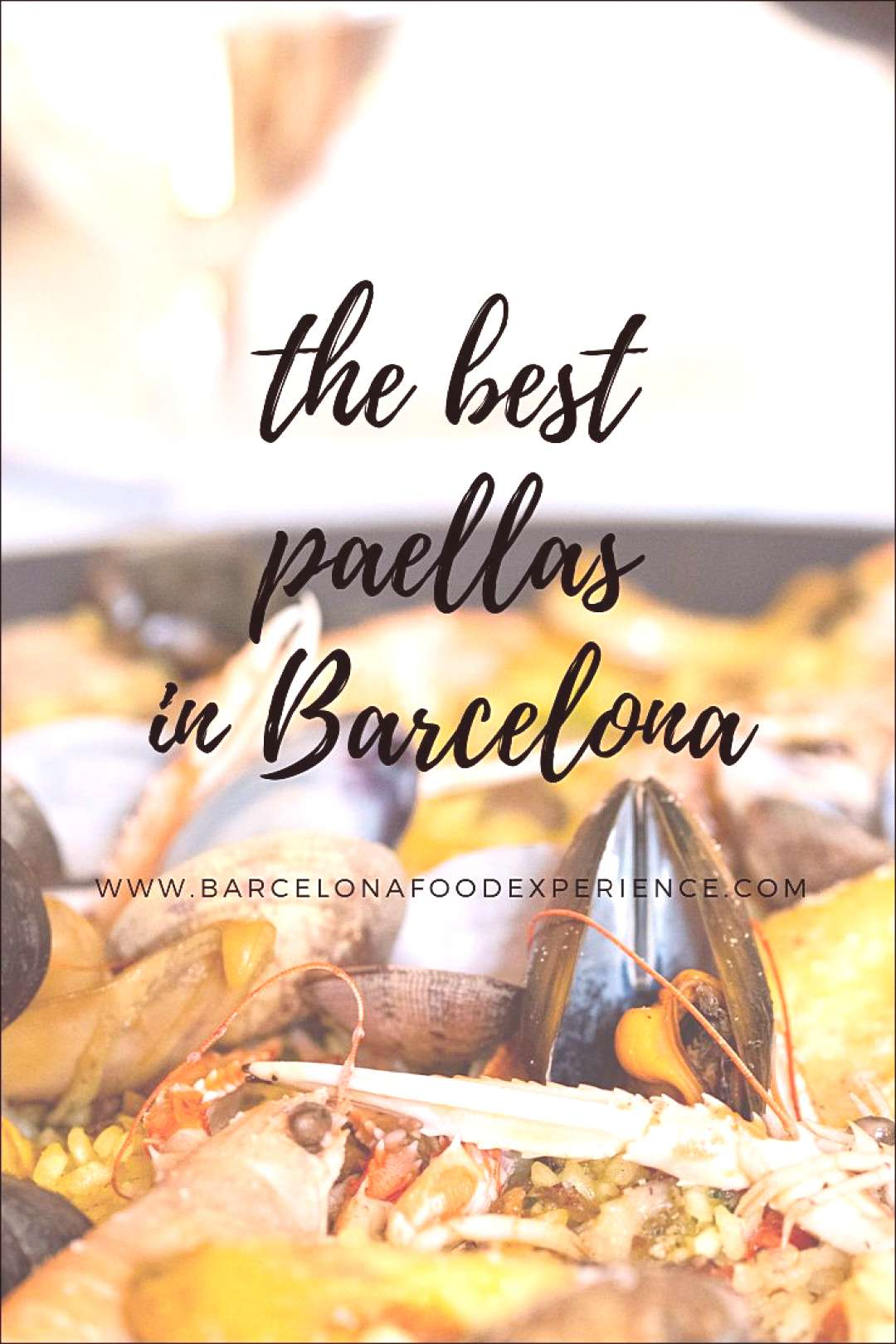 Guide To The Best Paella Restaurants In Barcelona Updated
