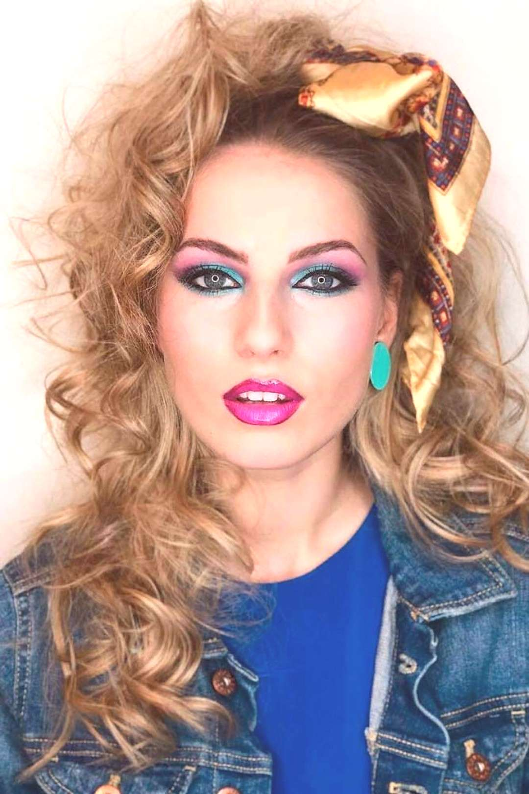 Hair Through History ★ Luckily for retro-lovers, 80s hair is the new black! So how about you to r