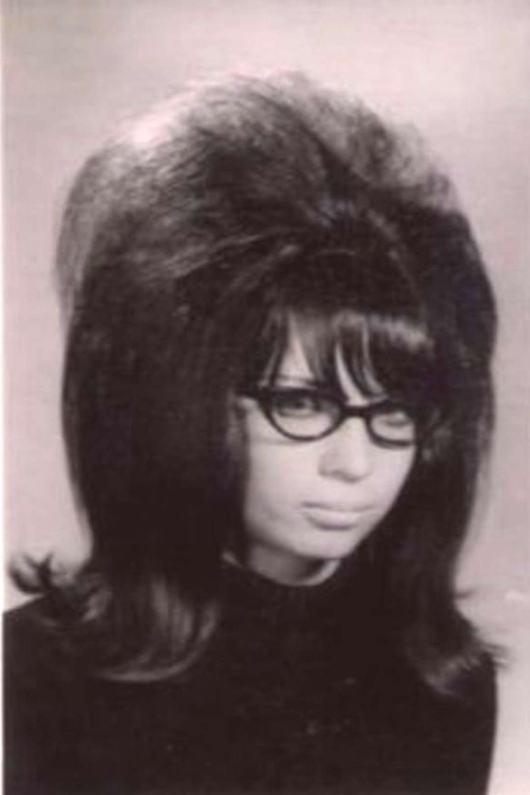 Hair today, hopefully gone tomorrow... the wackiest retro hairstyles in pictures