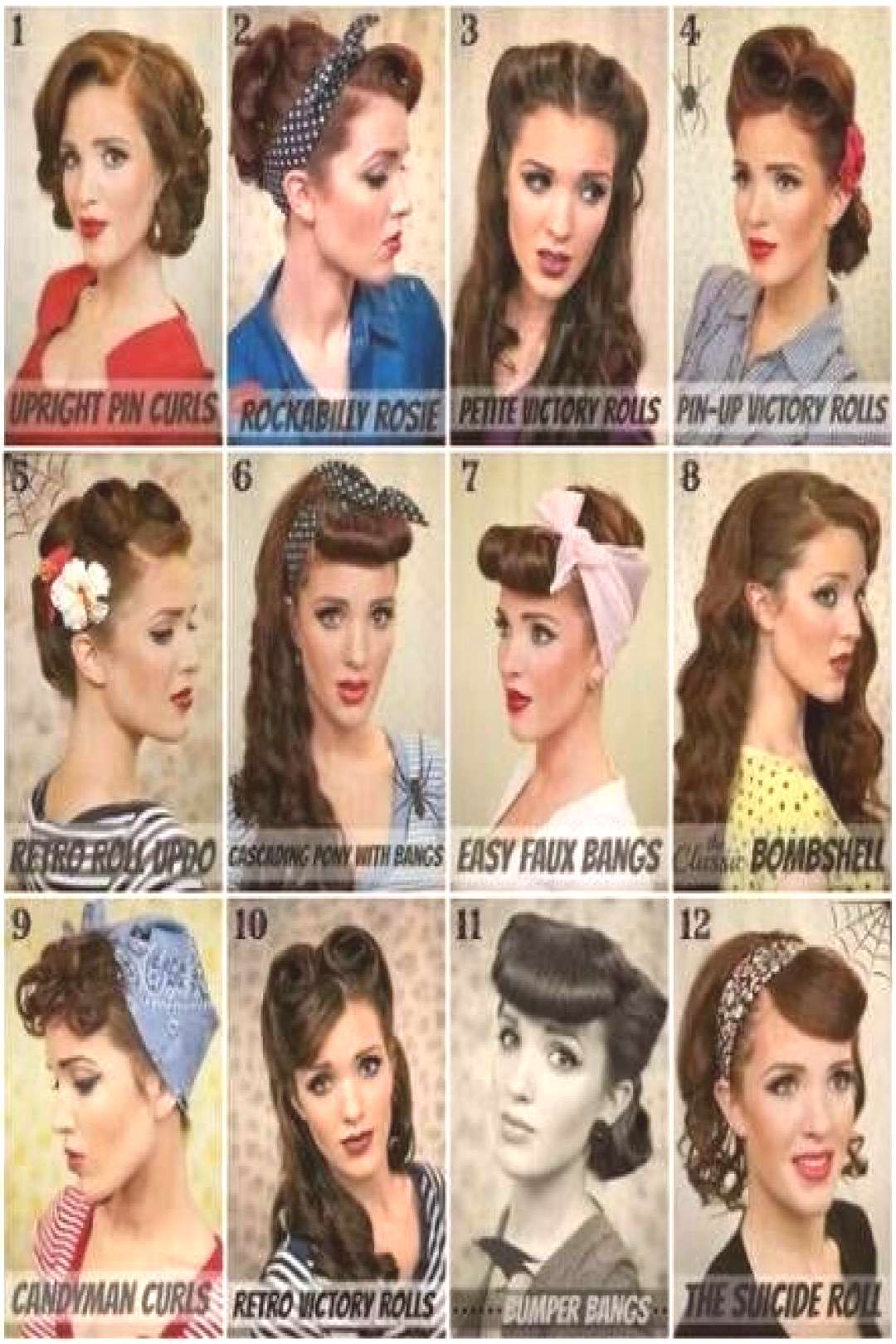 Hairstyles Vintage 1940s 49+ New Ideas Hairstyles Vintage 1940s 49+ New Ideas