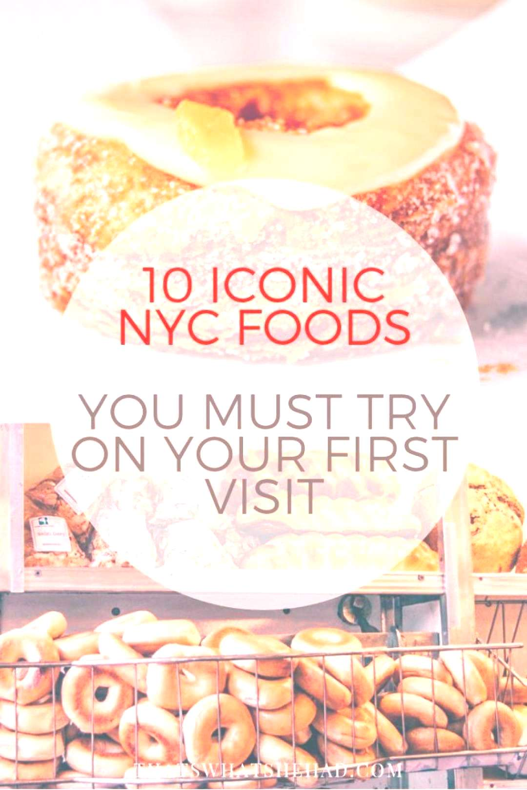 Iconic NYC restaurants you must visit on your first trip to NYC!You can find Foodie travel and more