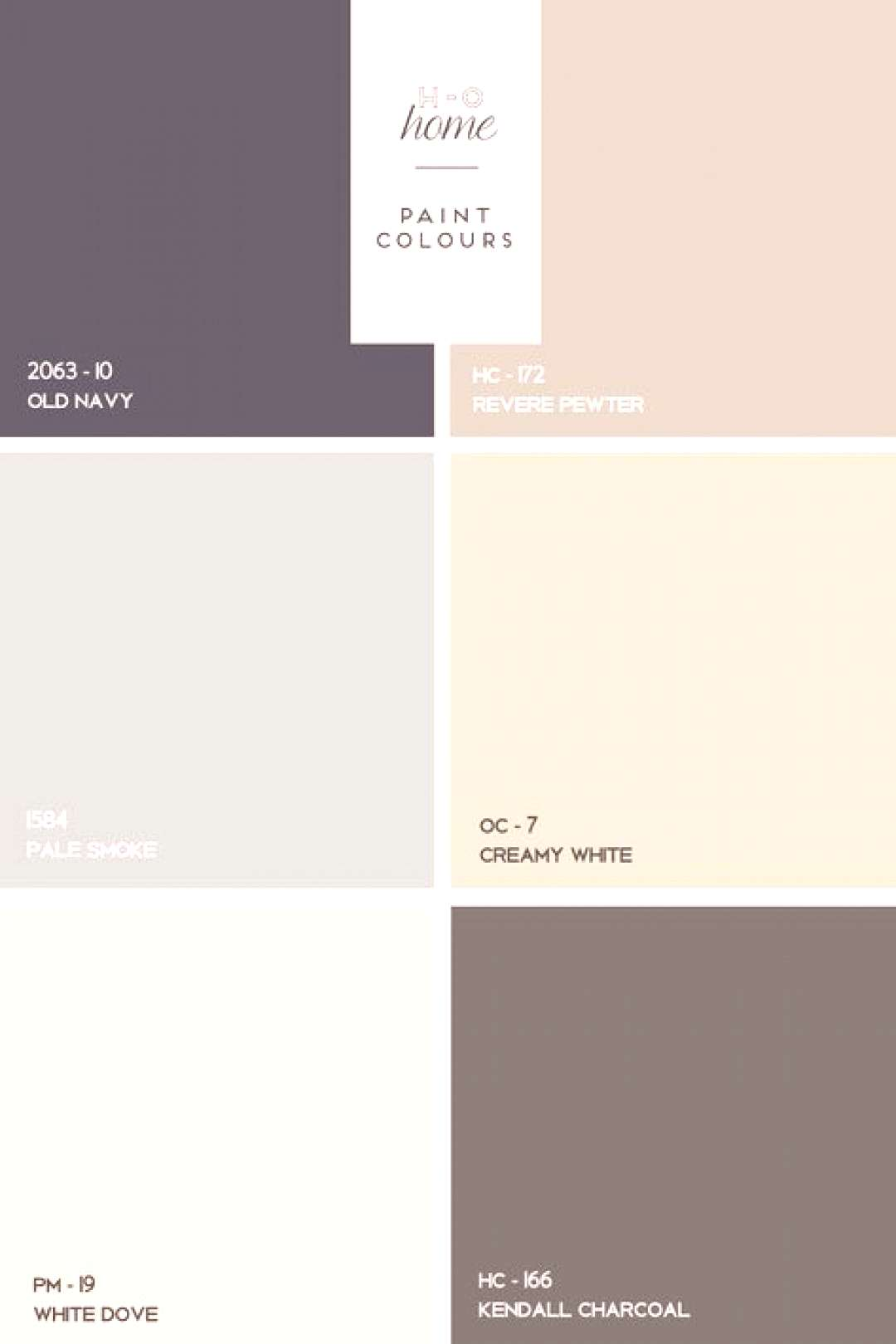 Ideas For House Interior Colour Schemes Revere Pewter