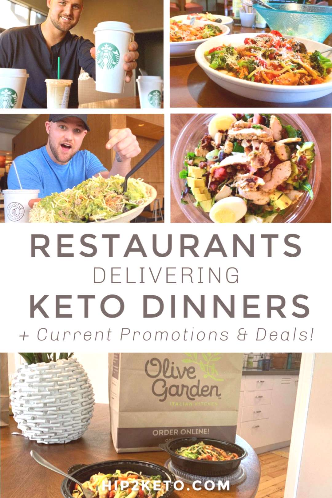 If you're practicing social distancing and looking for ways to support your favorite keto-friendly