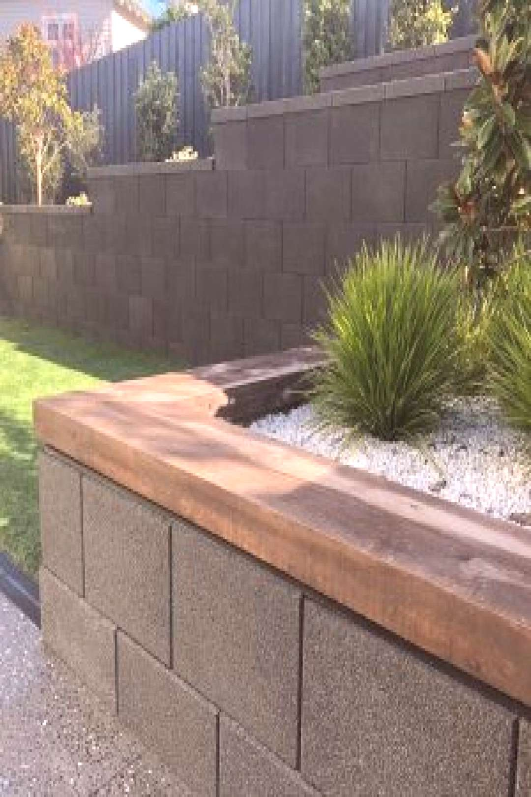 Island Block amp Paving | Freestone Eco Retaining Walls