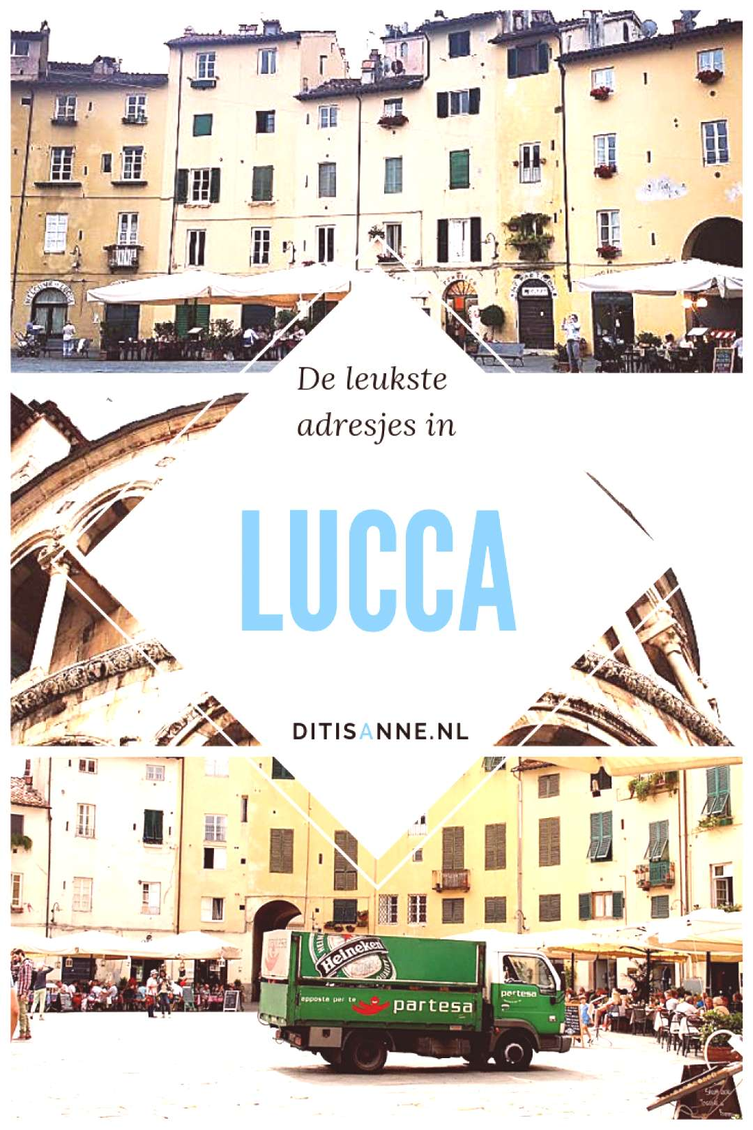 LUCCA: Sightseeing, restaurants and other tips -  One of the larger and well-known cities is Lucca,
