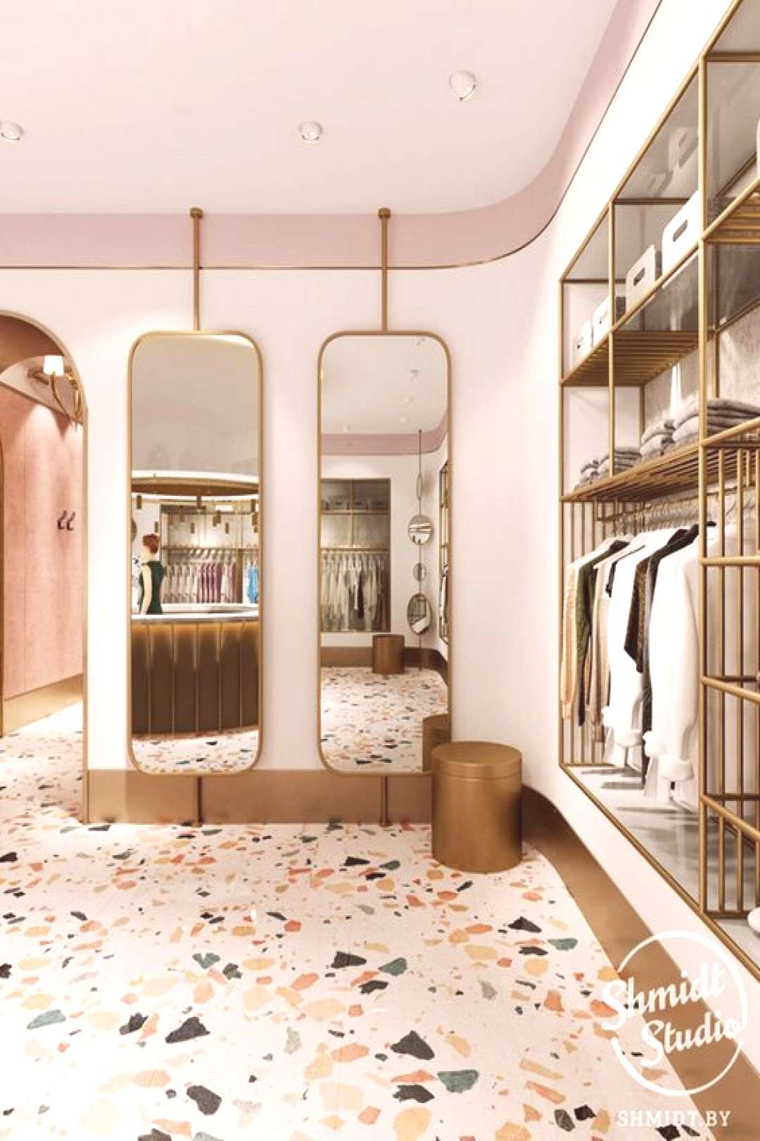 Luxury Boutiques Design Projects - Decor Inspirations Be inspired by some eye-catching boutiques. T