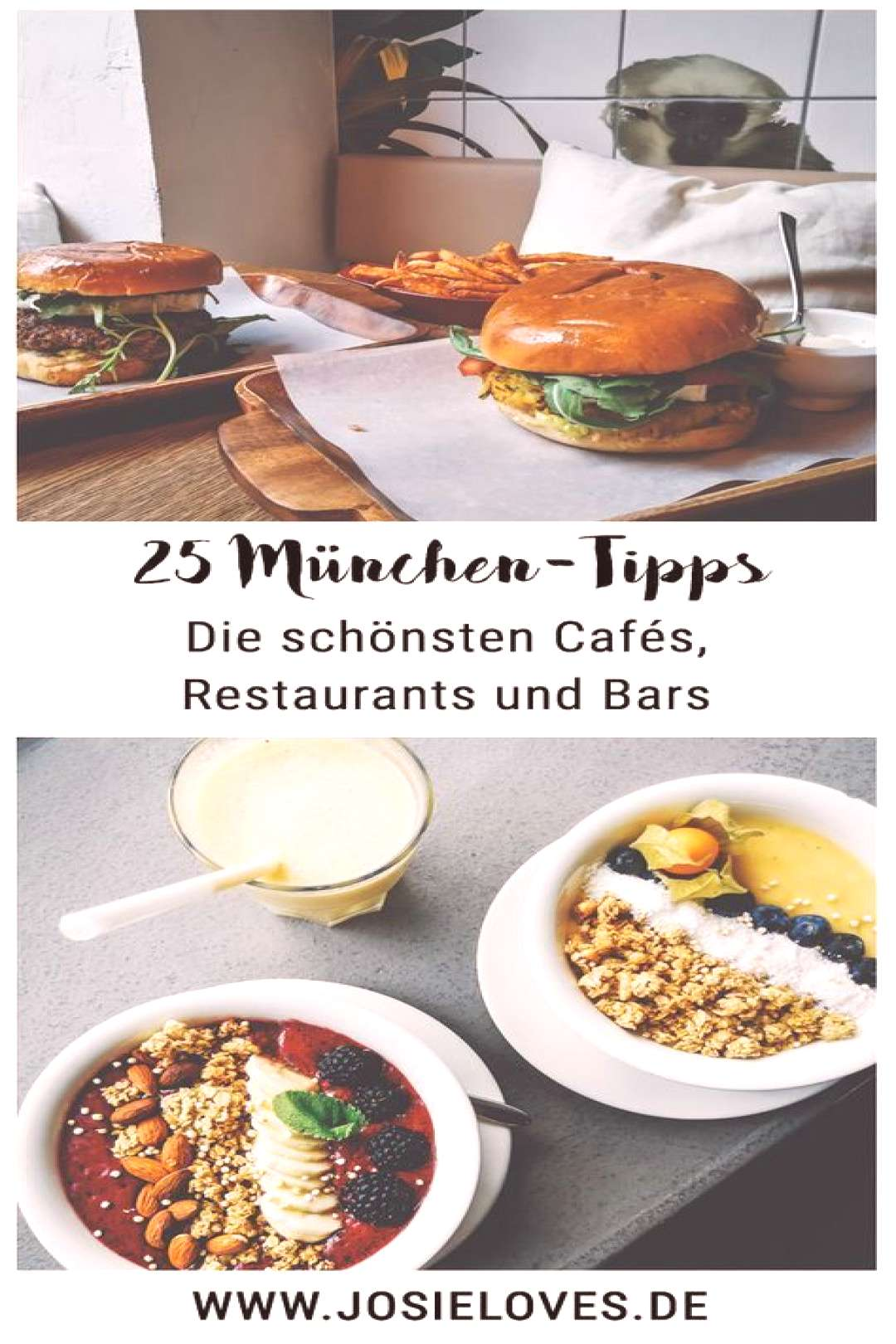 Munich tips: My favorite restaurants, cafes and bars - Josie Loves -  25 Munich tips: The most beau