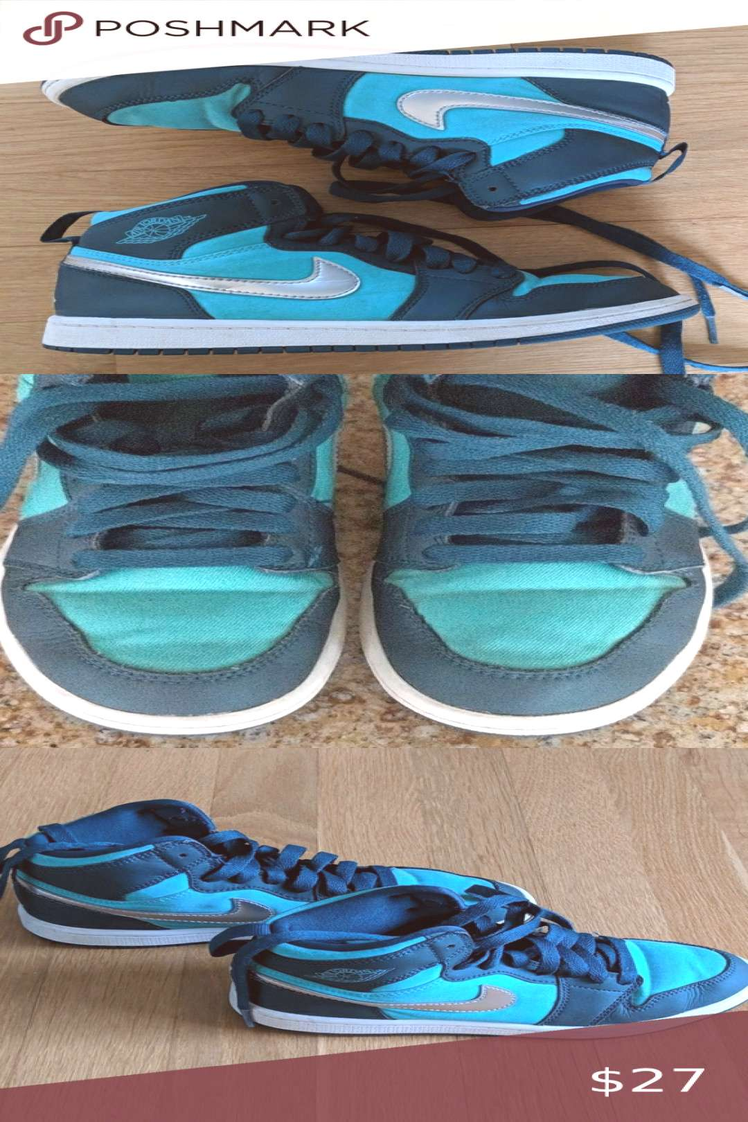 Nike Schuhe 80% RABATT!gt Nike Retro Hyper Jade High Tops. Nike Retro Hyper Jade High ... - Nike Re
