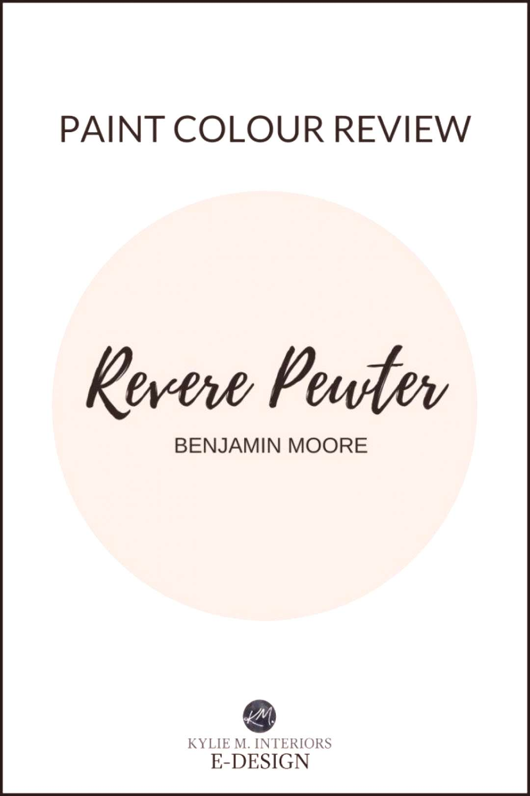 Paint Colour Review: Benjamin Moore Revere Pewter Learn all about the undertones and LRV of Benjami