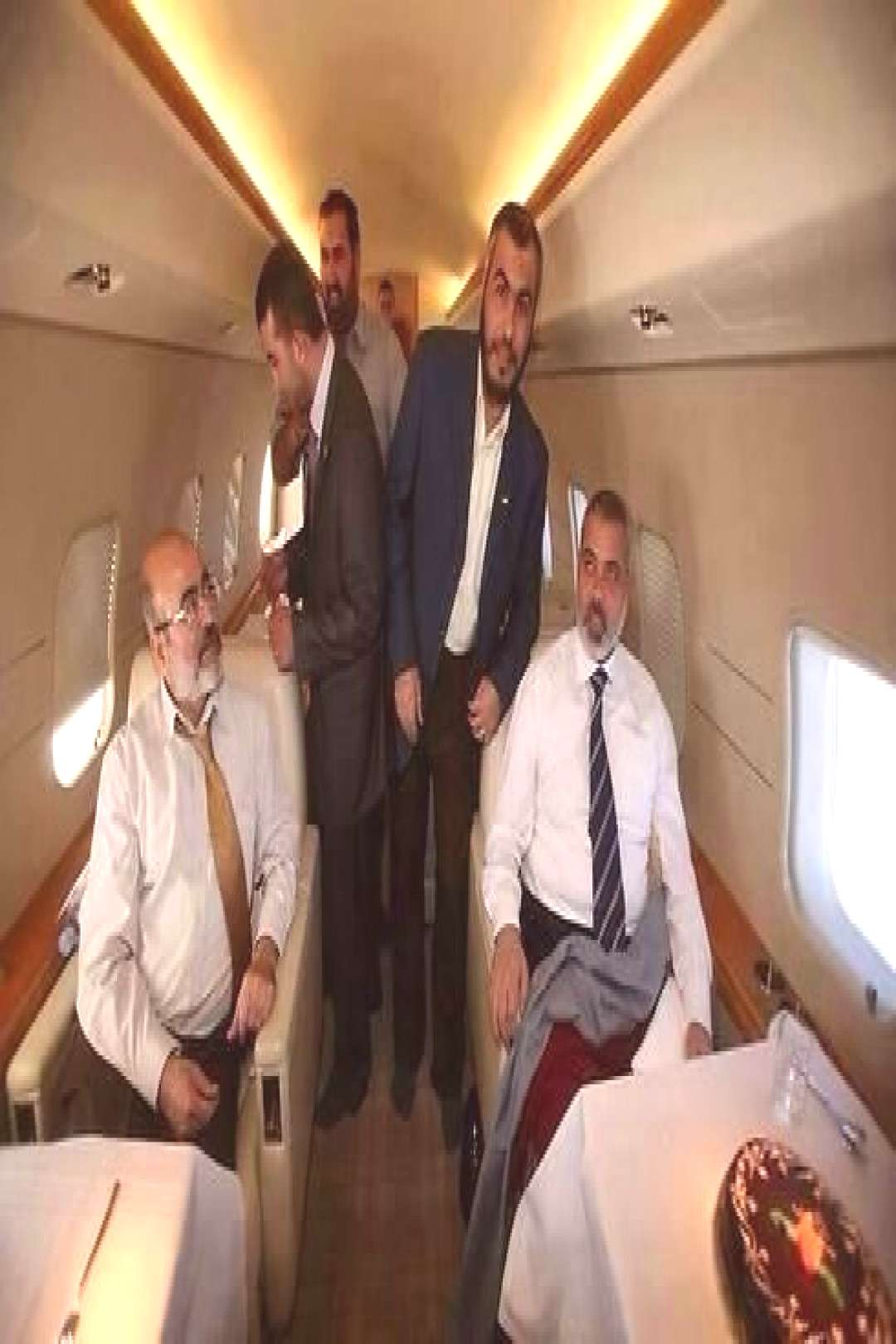 Private jets, restaurants, luxury hotels the good life of senior Hamas officials
