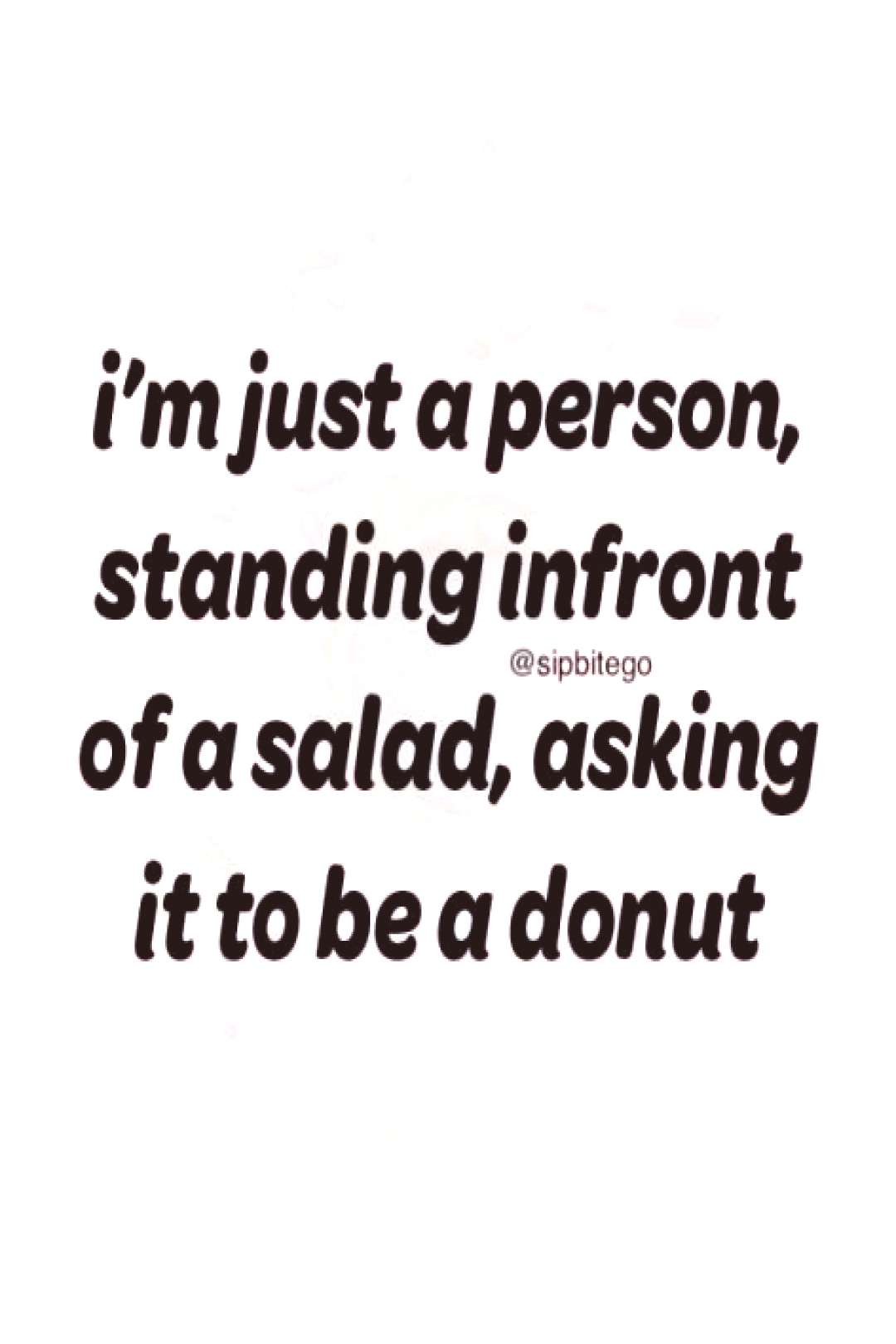 Quote about healthy eating. See TONS of funny food quotes. Hilarious food jokes, Instagram food cap