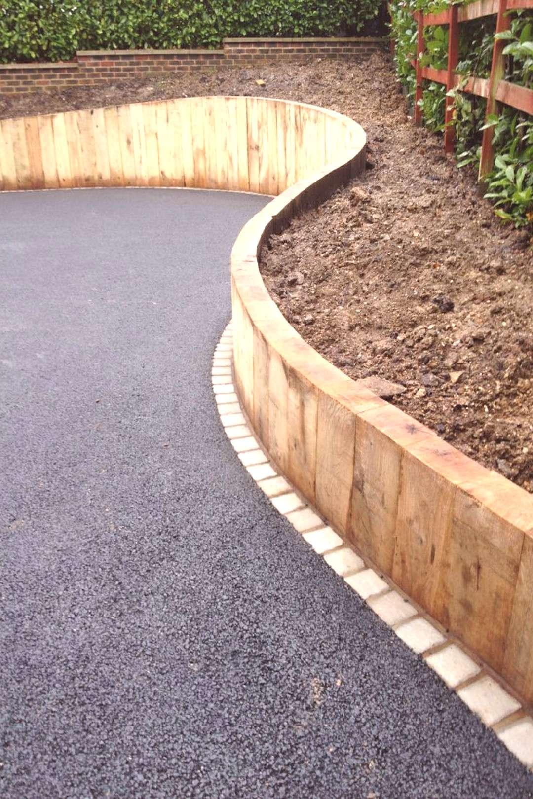 Railway Sleepers Retaining Wall U97 About Comfy Interior Decor Home with Railway Sleepers Retaining
