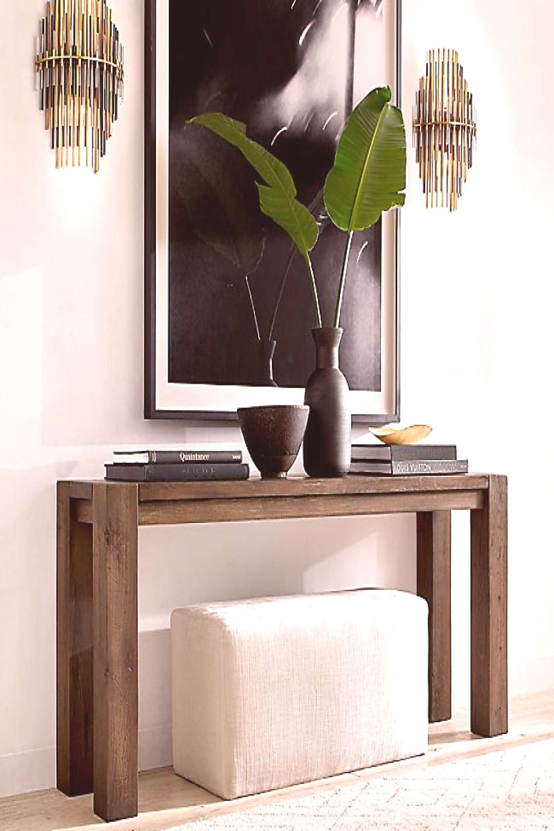 RH console table