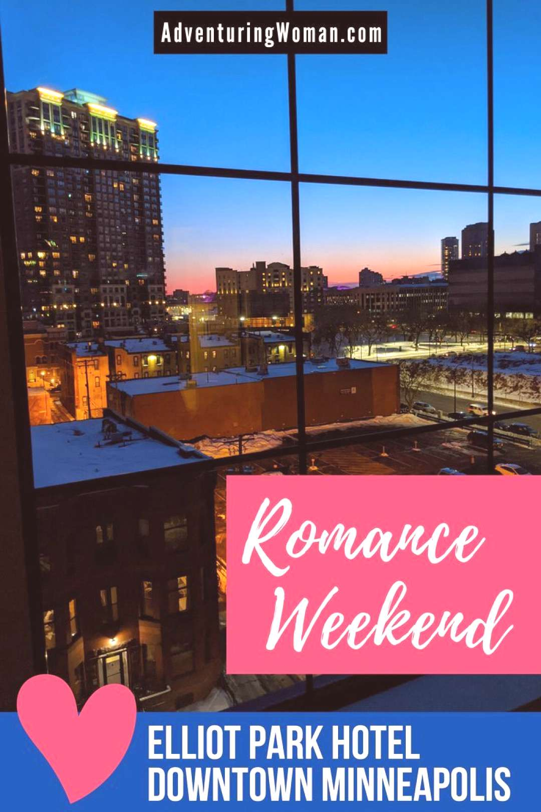 Romantic Weekend Getaway! Join me for a virtual visit of the Elliot Park Hotel, a Marriott Autograp