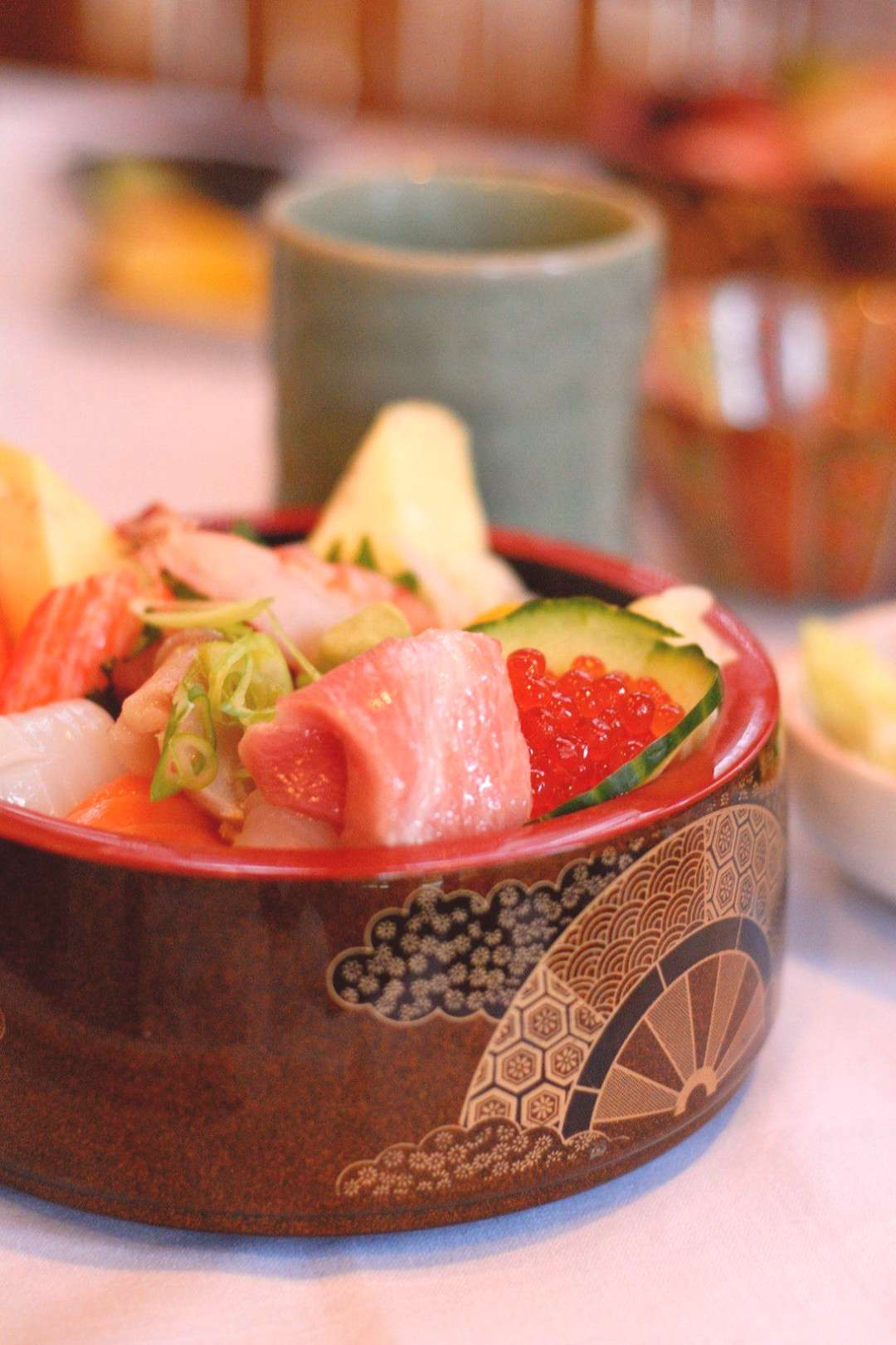 Seattle, famous for its seafood, has many authentic Japanese restaurants, and Ch ...#authentic