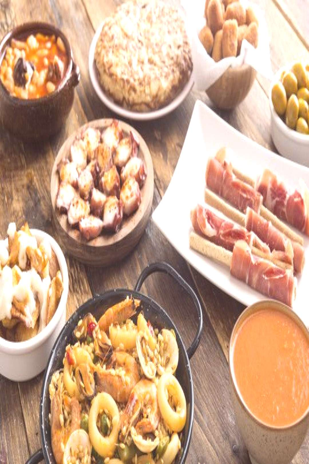 Spanish Food That You Should Try In Barangaroo   - Food and Restaurants