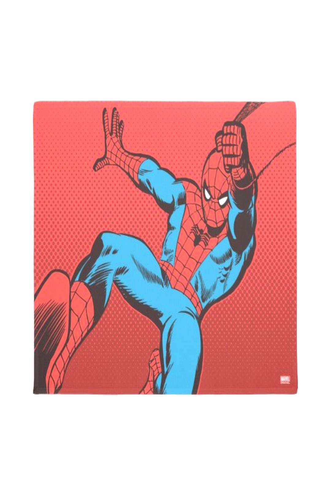 Spider-Man Retro Swinging Kick Doormat ,