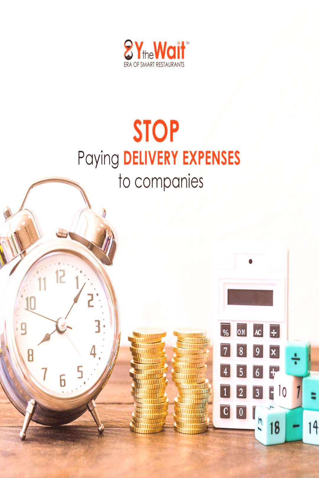 Stop Paying Delivery Expenses To Companies