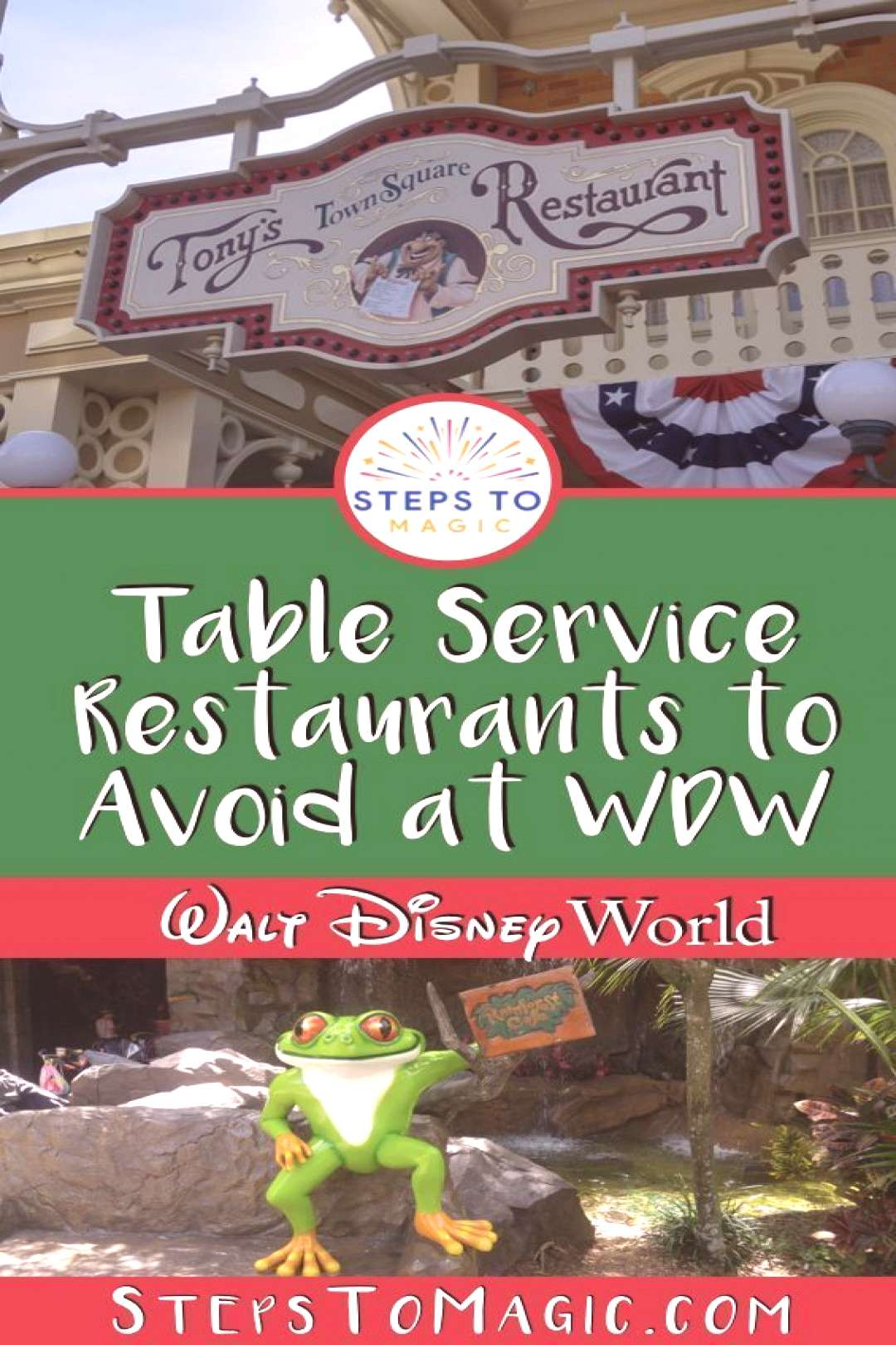 Table service restaurants to avoid at Walt Disney World - Disney ... Table service restaurants to a