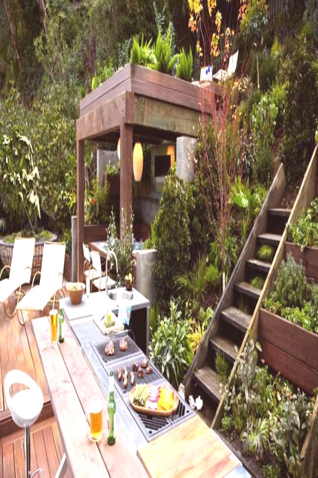 The Aussie backyard has graduated from its retro BBQ & Hills Hoist to its own mo...#aussie