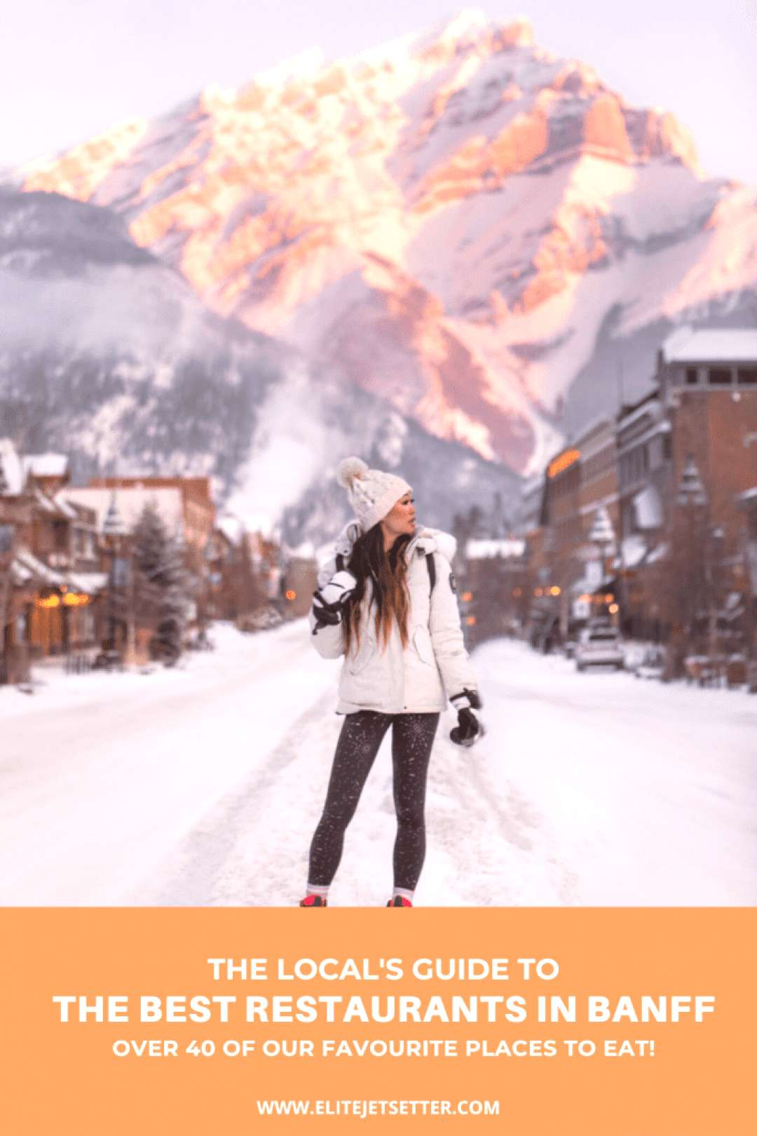 The local's guide to the best restaurants in Banff Our local's guide to the best restaurants in Ban
