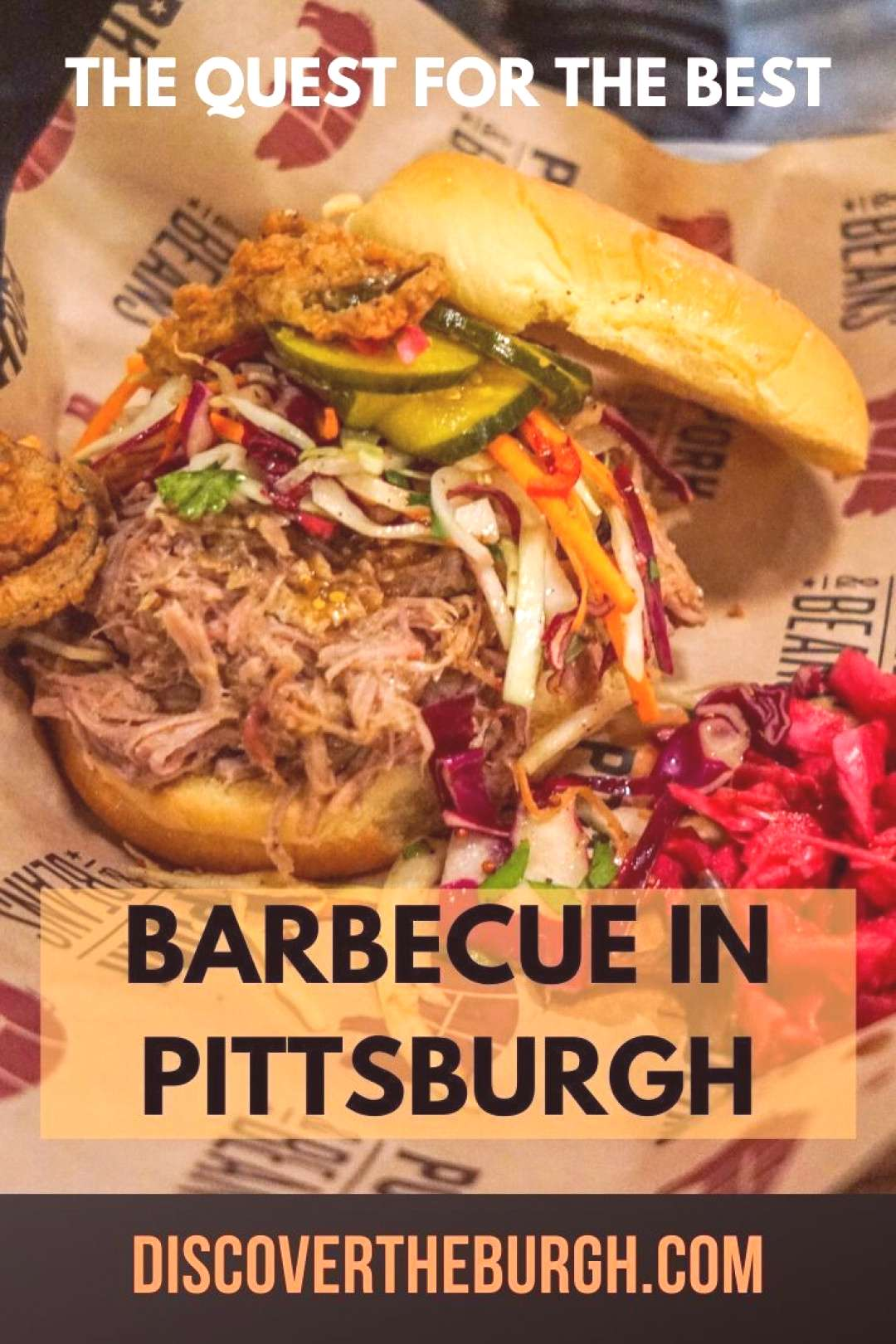 The Quest for the Best Barbecue in Pittsburgh Looking for the best barbecue in Pittsburgh? This gui