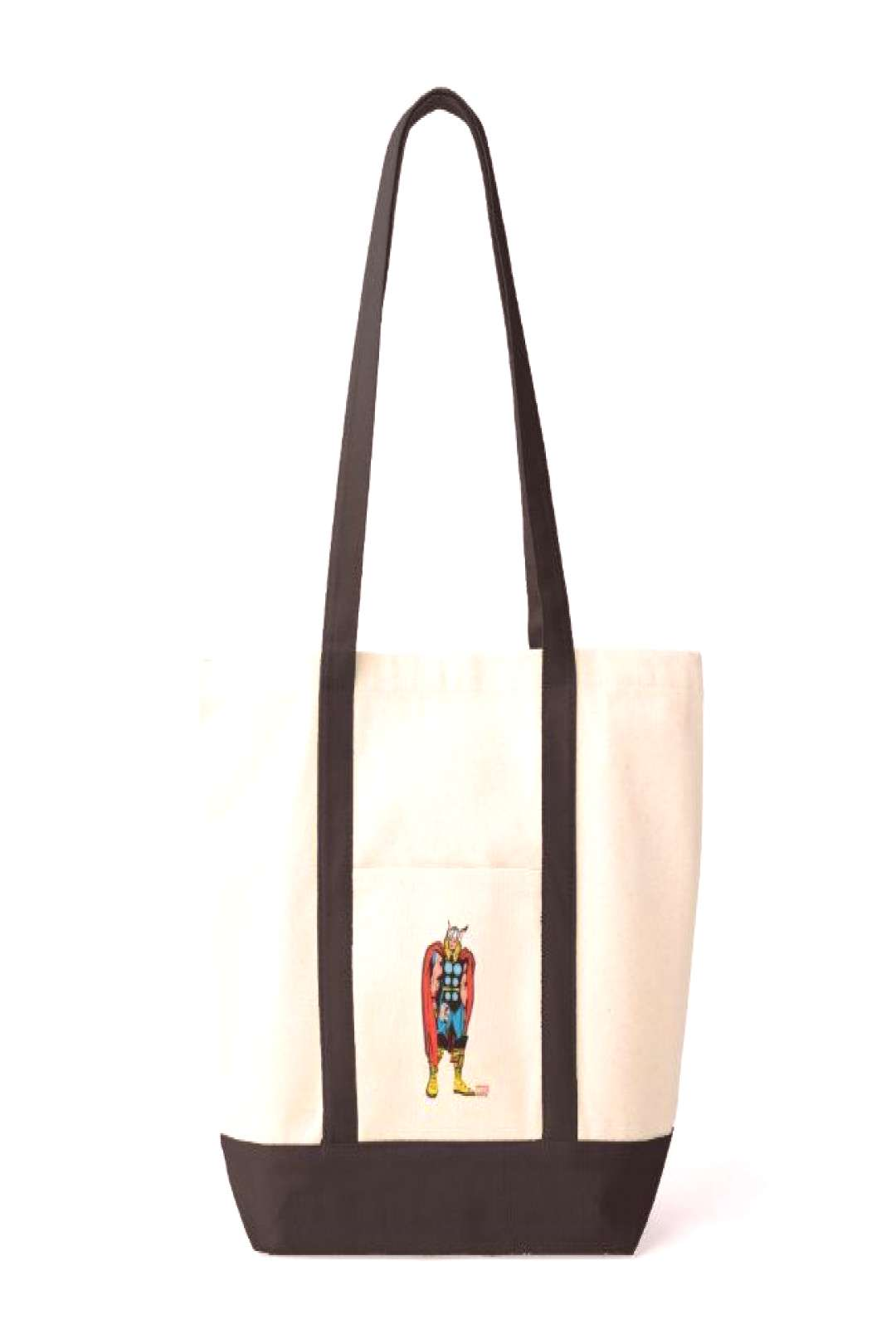 Thor Standing Tall Retro Comic Art Tote Bag ,