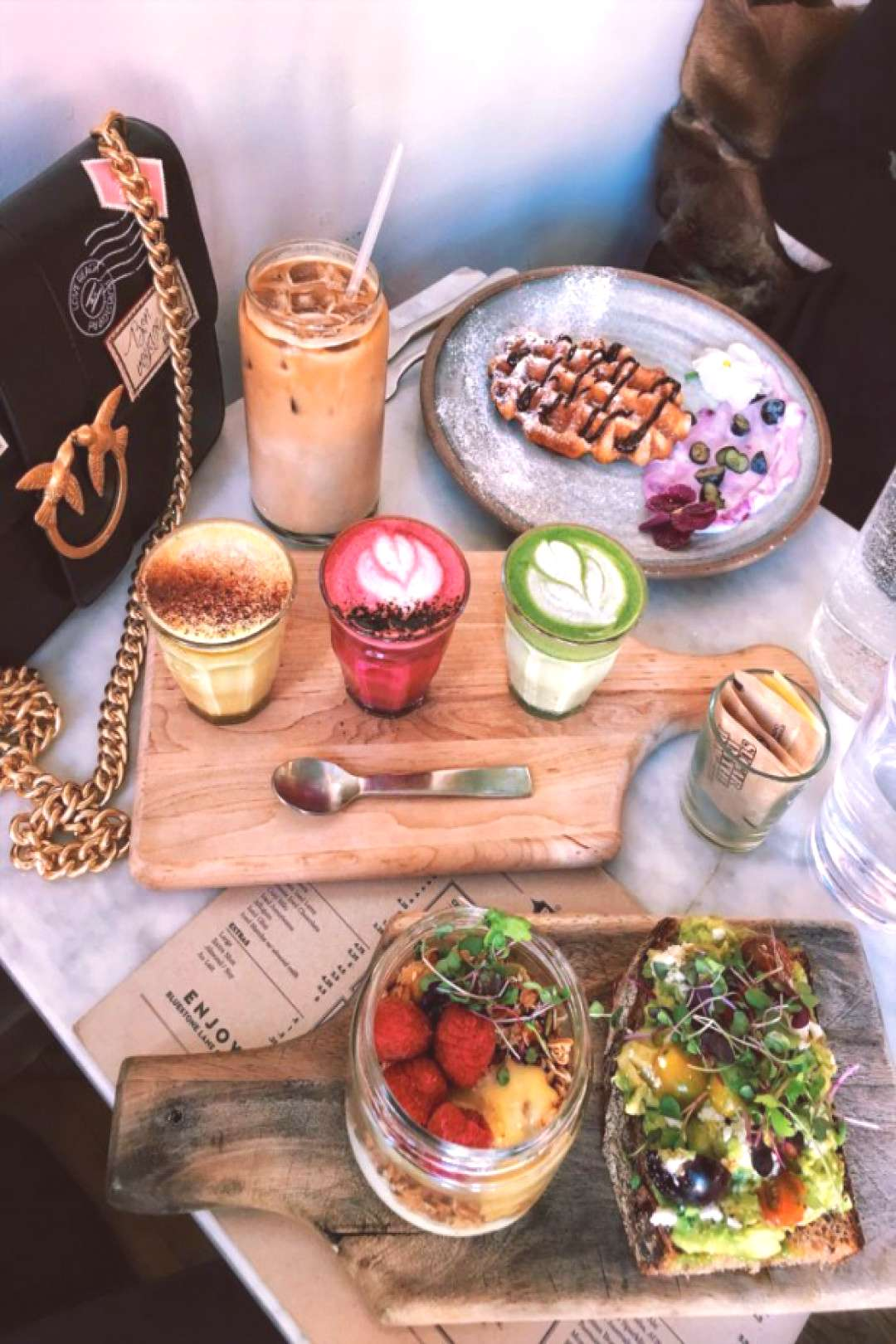 Top Five Favorite NYC Lunch and Coffee Spots | Fashion is my Forte