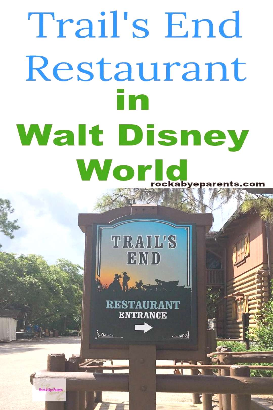 Trail's End Restaurant in Walt Disney World - Fort Wilderness Resort Looking for a good buffet at W