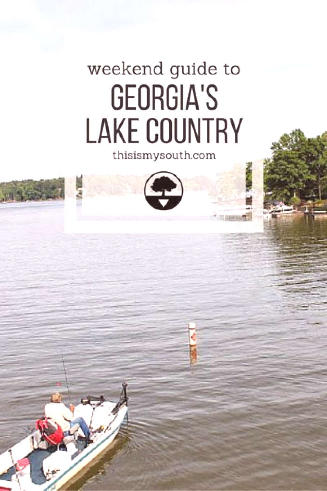 Weekend Guide to Georgia's Lake Country Are you looking for a weekend getaway from the hustle and b