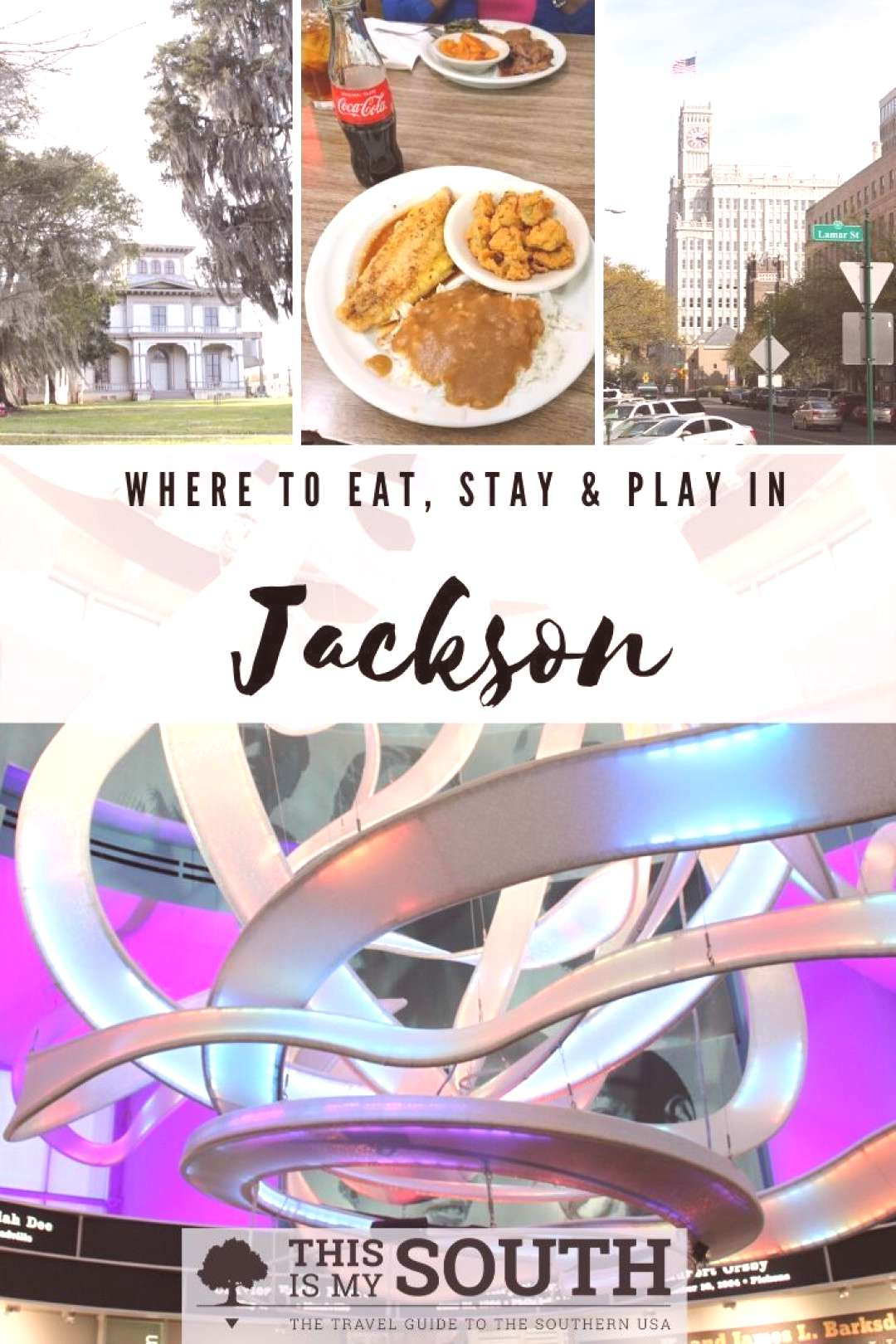 Weekend Guide to Jackson, Mississippi Jackson, Mississippi is a quaint little place to travel for t