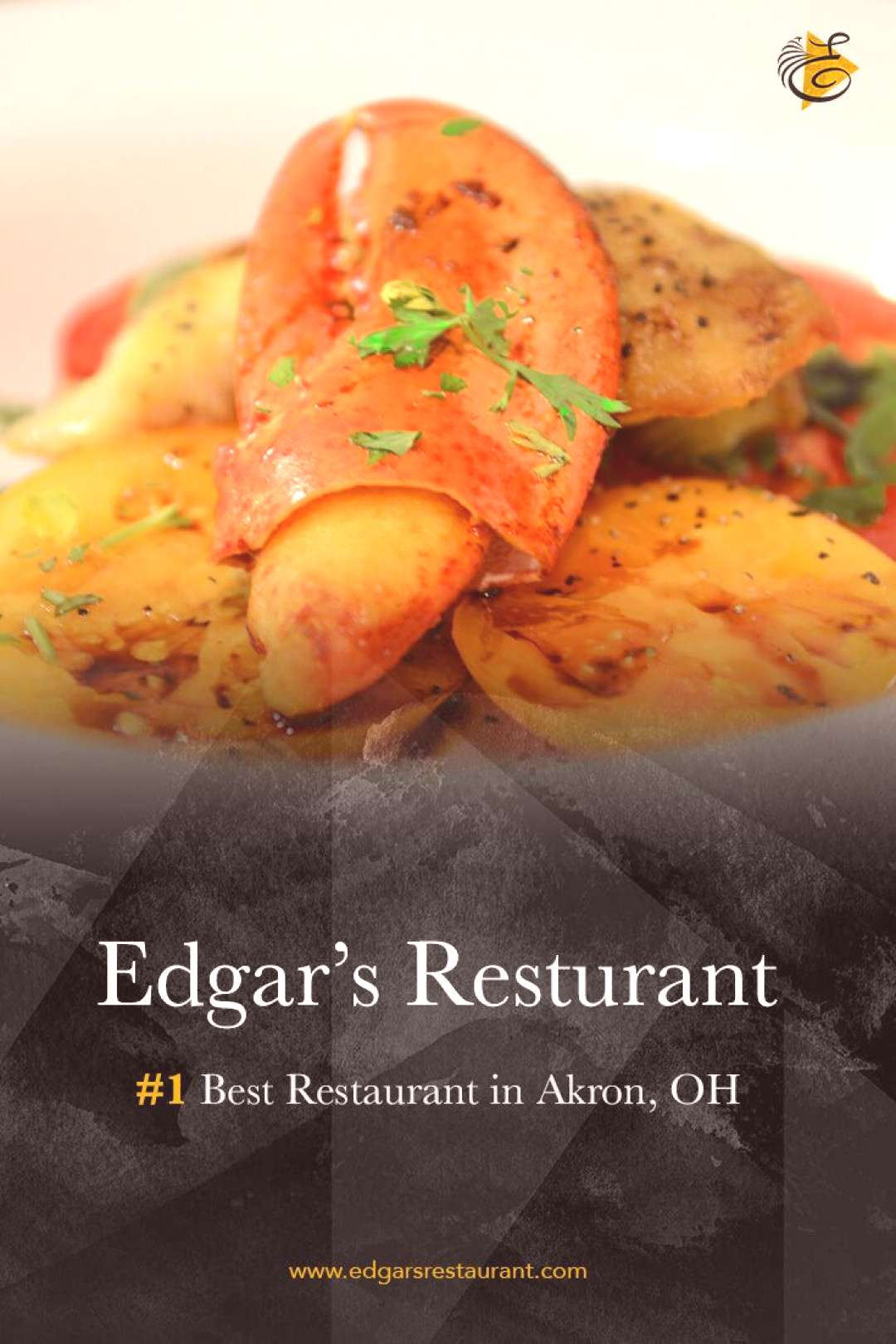 What're you doing this Come party with us this weekend @edgarsrestaurant!   Reserve your table toda