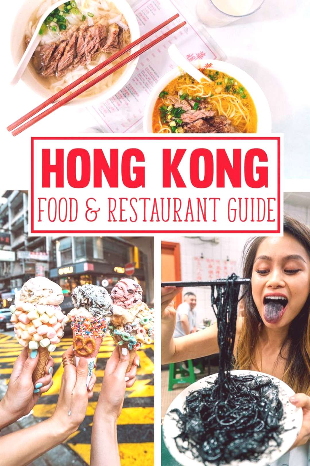 Where to Eat in Hong Kong - A Travel & Food Guide Where to Eat in Hong Kong - A Travel & Food Guide