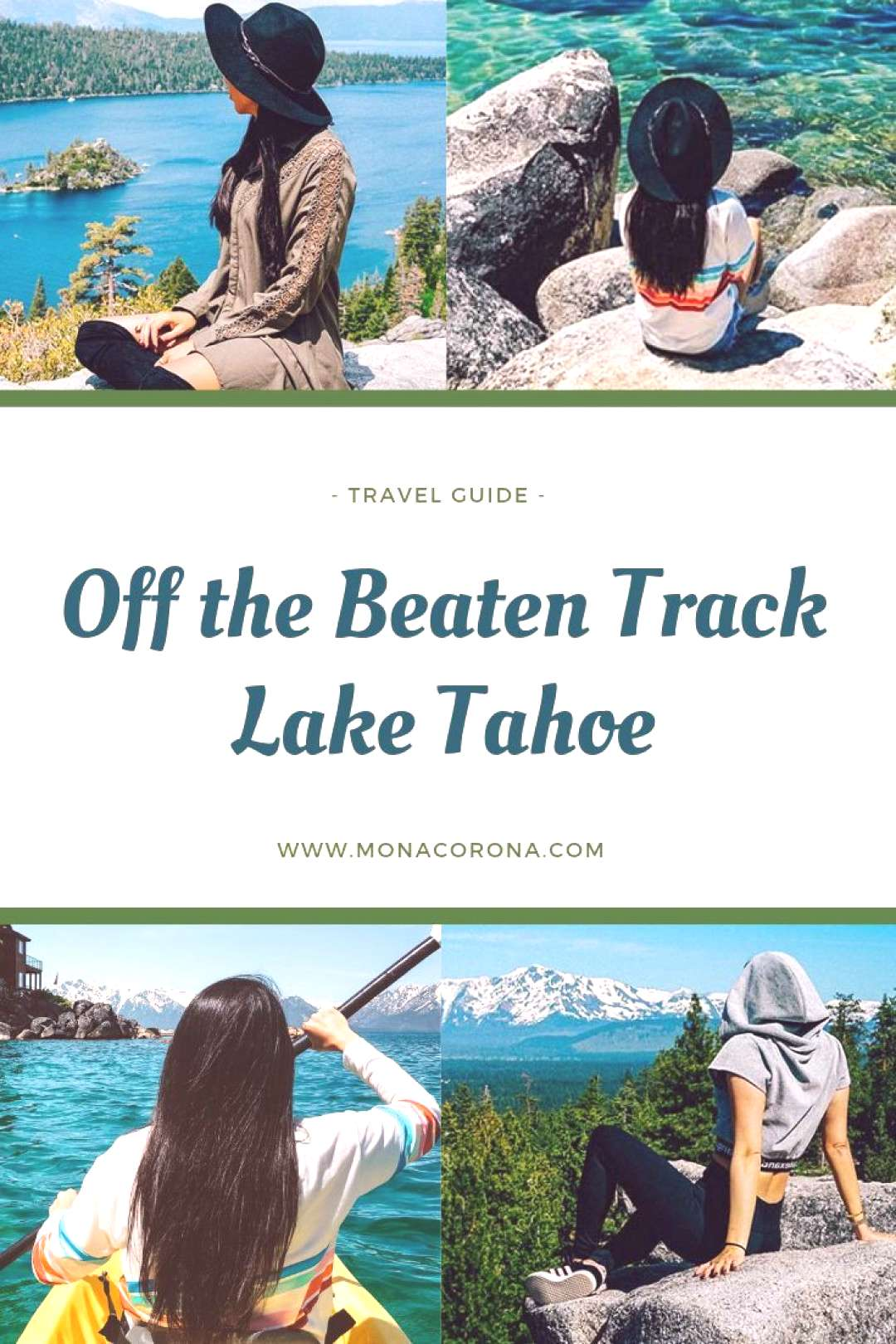 Where to Golf in Lake Tahoe Looking for unique things to do in Lake Tahoe and the surrounding areas